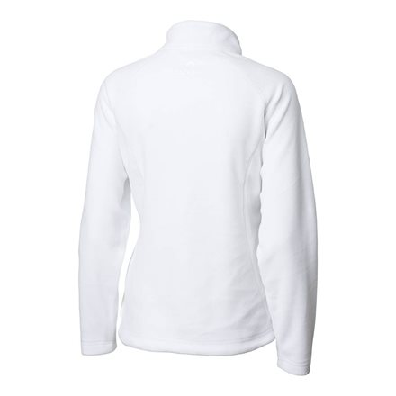 Backtee Ladies Zipneck Fleece Jacket