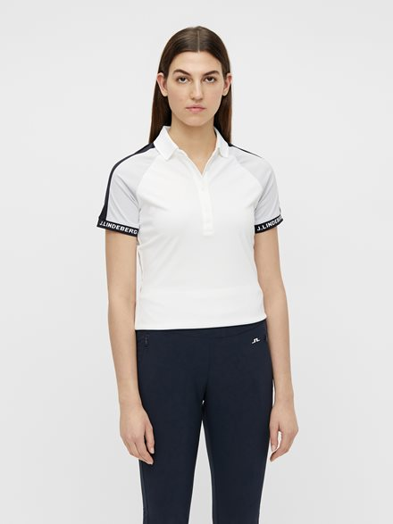 J.Lindeberg Perinne golf polo